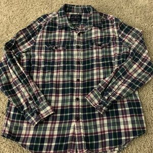 AEO flannel. Size x-large.